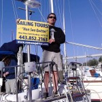 Come sailing with me!